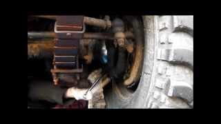 Land Rover series 3 - Service -