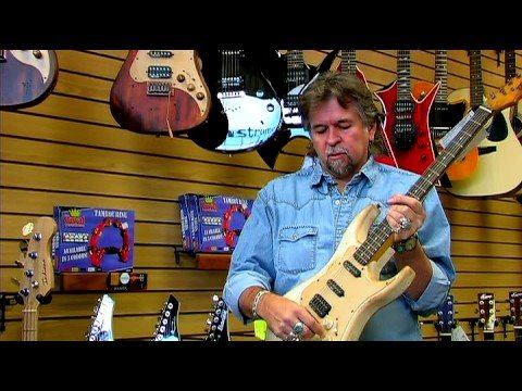 Electric Guitars : Electric Guitar Reviews