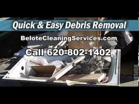 Saint John, KS Cleaning/Debris Removal/Lawn Care/Make Ready/Property Preservation Services