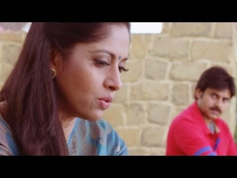 Attarintiki Daredi Scenes || Sunanda Left Her House After Shooting Shekhar - Nadhiya,