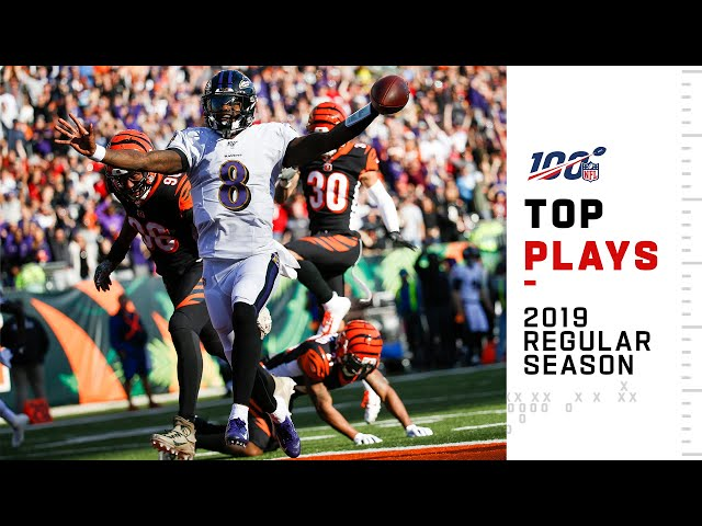 Top Plays of the 2019 Regular Season | NFL Highlights thumbnail