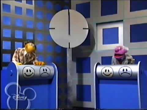 Muppets Tonight - S2 E4 P2/3 - Pierce Brosnan