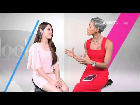 iLook - Talkshow with Beauty Blogger Rini Cesillia