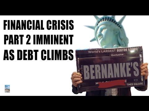 Financial CRISIS Part 2 Happening as Central Banks Scramble to REACT!