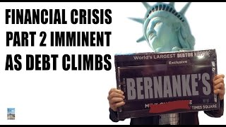 Financial CRISIS Part 2 Happening as Central Banks Scramble to REACT!