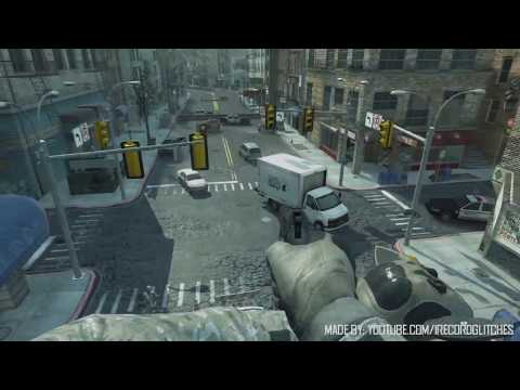New MW3 DLC Map Intersection (Infected Spot Tutorial)