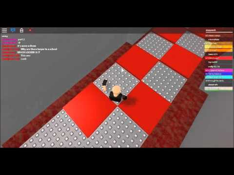 Roblox Gameplay: Escape School Obby| Part 2|