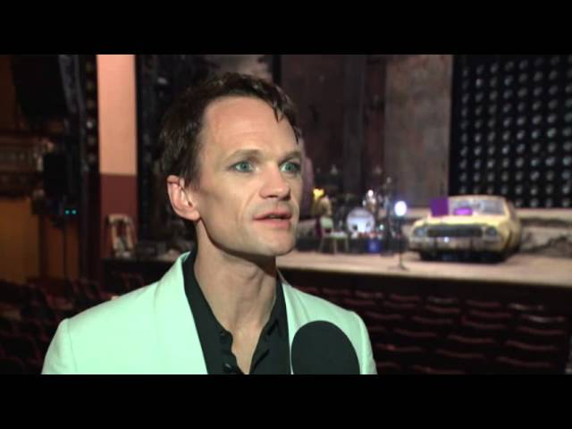 Neil Patrick Harris Gets Outrageous As 'Hedwig'