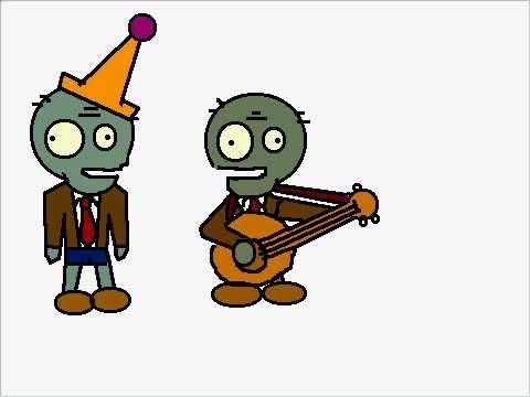 Plants vs Zombies Happy Birthday - YouTube