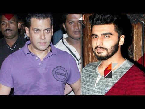Is Arjun Kapoor AFRAID Of Salman Khan & Arbaaz Khan? | Bollywood Gossip
