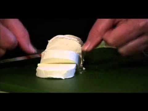 Cathy Thomas - Cutting Goat Cheese - 2010-04-07