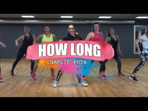 HOW LONG - CHARLIE PUTH - ZUMBA con ANA PÉREZ
