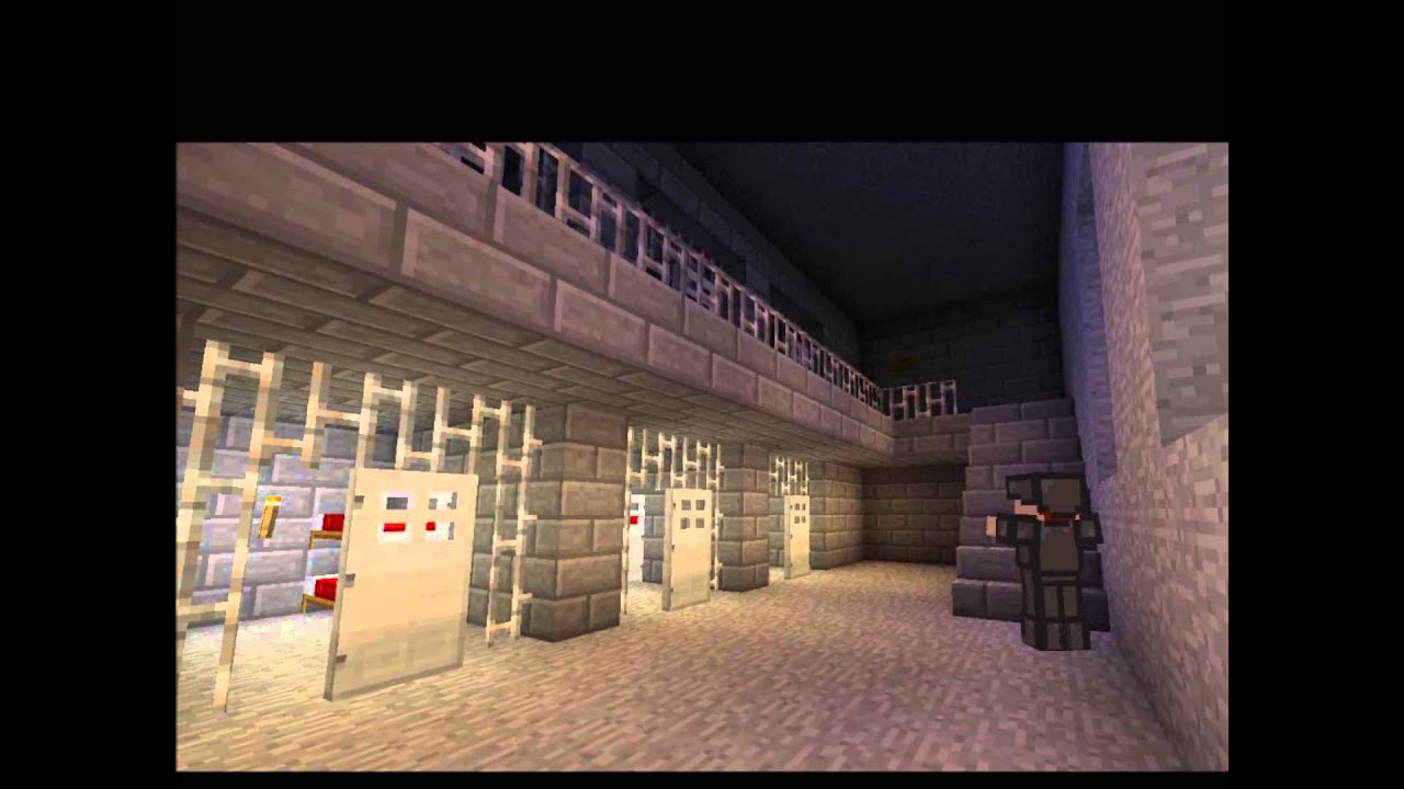 Minecraft The Walking Dead Map