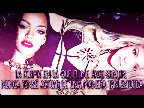Shakira ft. Rihanna - Can't Remember To Forget You (Subtitulado/Traducido Al Español)