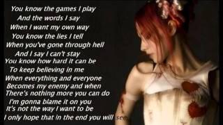 Watch Emilie Autumn Opheliac video
