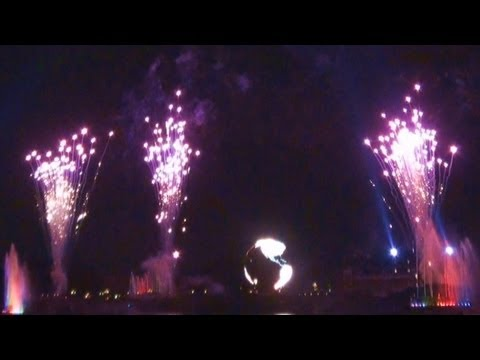 Illuminations: Reflections of Earth at Epcot - Walt Disney World Orlando