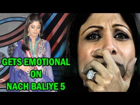 Watch Shilpa Shetty GETS EMOTIONAL on NACH BALIYE 5 2nd February 2013 FULL EPISODE NEWS