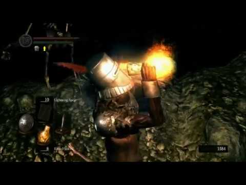 dark souls how to get to the outskirts