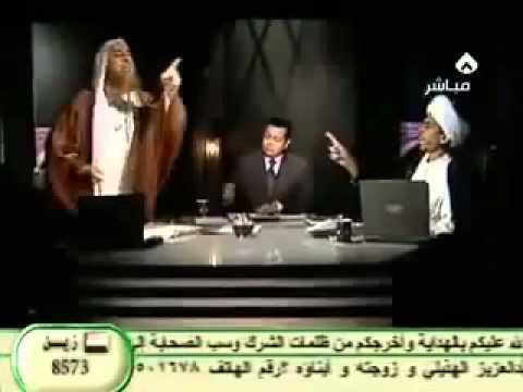 هل زوجة المهدي تتمتع؟ أنظر ردة فعل الشيخ الشيعة