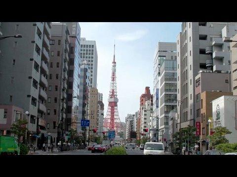 (HD) Goro@Welsh corgi 20090714 Tokyo Tower