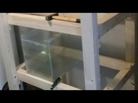 1 industrial regal stahl holz selber bauen schwei en. Black Bedroom Furniture Sets. Home Design Ideas