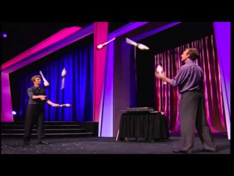 The Passing Zone: Renowned Comedy Juggling Team