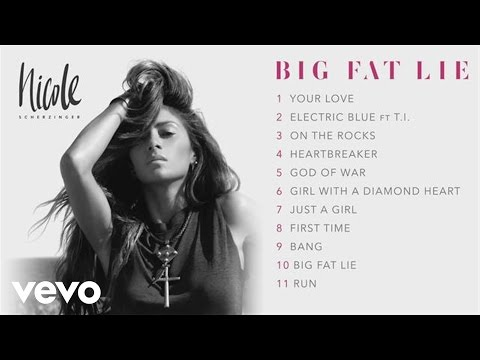 Nicole Scherzinger - Big Fat Lie - Album Sampler