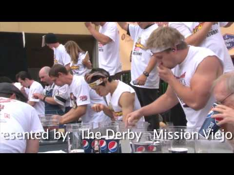 2011 West Coast Hot Dog Eating Championship Part 2