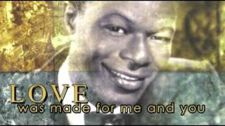 L O V E Nat King Cole