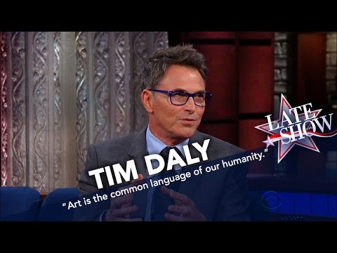 Tim Daly Is On A Mission To Defend The Arts