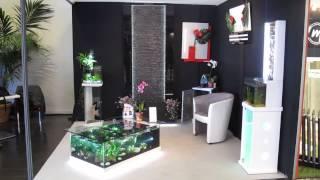 odyssee aquarium salon de la décoration  www.aquas.fr