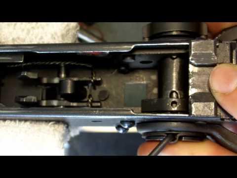 AK47 Underfolder stock intstallation