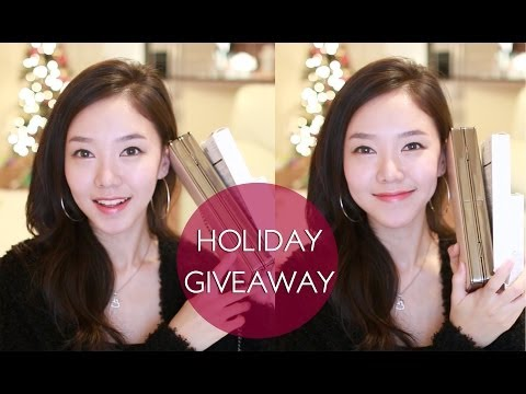 Holiday Giveaway ♥ part 1