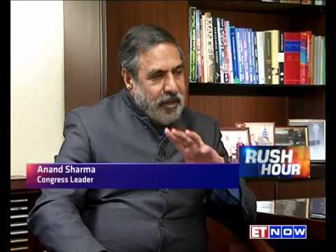 Anand Sharma: Congress Is A Mature Opposition, BJP To Be Blamed For Parliament Logjam