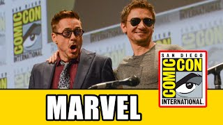 Full Marvel SDCC Official Panel 2014 - Ant-Man & Avengers: Age of Ultron
