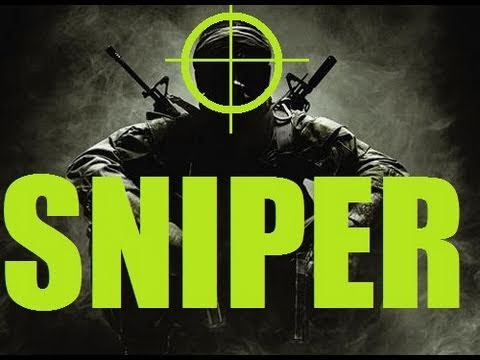 SNIPER FINAL KILL!