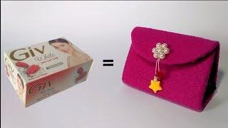 Ide Kreatif  dan Tak Terduga Dari Barang Bekas    Best out of waste soap boxes craft idea