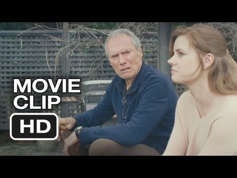 Trouble With The Curve Movie CLIP #3 (2012) - Clint Eastwood, Amy Adams Movie HD