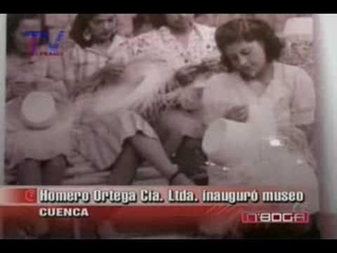 Homero Ortega Cía. Ltda. inauguró museo