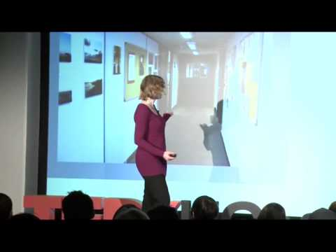 Designing buildings for people: Kerstin Sailer at TEDxUCL