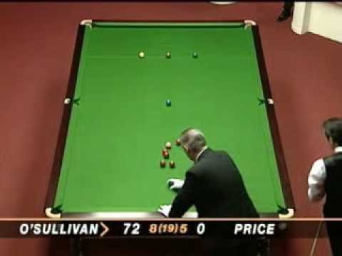 Snooker - Ronnie O'Sullivan - World Championship 1997 Video