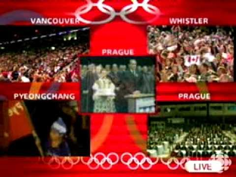 IOC announces Vancouver wins 2010 Olympic Winter Games (CBC)