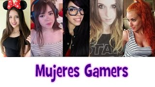 Mujeres Gamers en Youtube