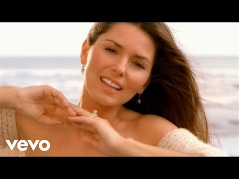 Shania Twain - Forever And For Always (Red Version) Video