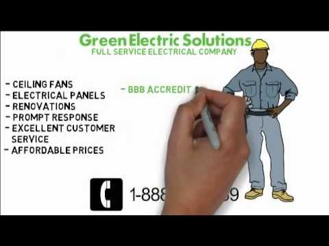 Local BBB Electrician Spring Valley, CA | Call (619) 500-1994