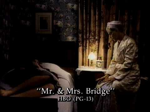 Mr. & Mrs. Bridge is listed (or ranked) 11 on the list The Best Joanne Woodward Movies