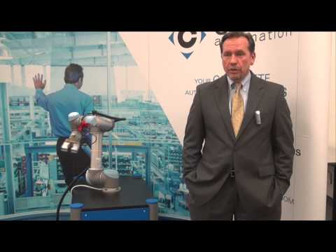 Bill Steury introduces Universal Robot