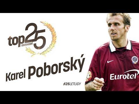 TOP 25 osobností: Karel Poborský