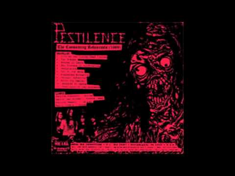 "Pestilence - City of the Living Dead - unreleased bonus disc ""The Consuming Rehearsals"""