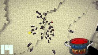 Minecraft HermitCraft Modsauce - Soul Shards !!! [E14]
